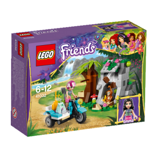 LEGO Friends 41032 Motorka do džungle první pomoci