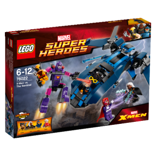 LEGO Super Heroes 76022 X-men versus The Sentinel