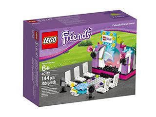 Lego 40112 Friends - Model Catwalk
