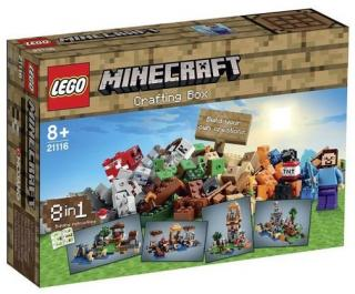 LEGO Minecraft 21116 Crafting box