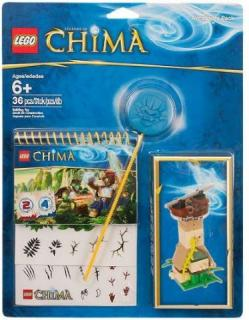 Lego 850777 Legends of Chima Accessory Set