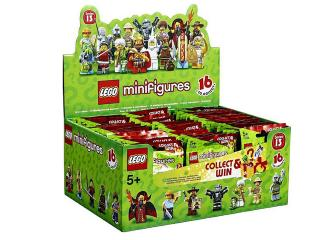 LEGO Minifigurky 13. série - 71008 Original box 60 ks-strip