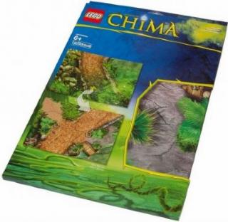 LEGO® Legends of Chima™ 850899 Podložka Playmat