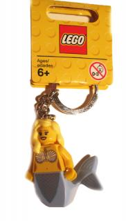 LEGO® klíčenka 851393 Collectible Minifigures Mermaid