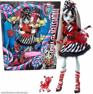 Mattel Monster High Killer Kandy Frankie Stein