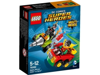 LEGO® Super Heroes - 76062 Mighty Micros: Robin vs. Bane