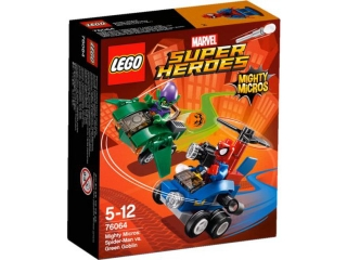 LEGO® Super Heroes - 76064 Mighty Micros: Spider-Man vs. Green Goblin