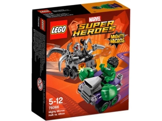 LEGO Super Heroes - 76066 Mighty Micros: Hulk vs. Ultron