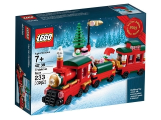 LEGO 40138 Christmas Train Holiday Set
