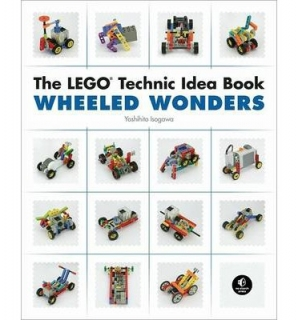 The LEGO Technic Idea Book - I. Yoshihito Wheeled