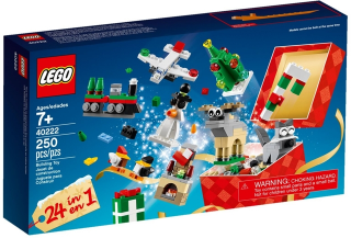 Lego 40222 Holiday Countdown Calendar