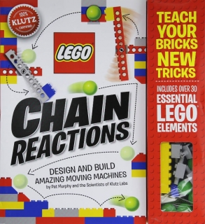 Kniha Lego Chain Reactions