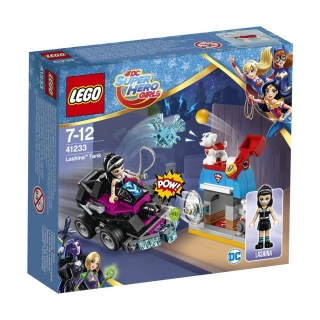 LEGO® DC Super Hero Girls™ 41233, Lashina™ a vozidlo do akce