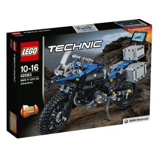 LEGO® Technic 42063, BMW R 1200 GS Adventure