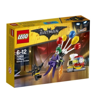 THE LEGO® BATMAN MOVIE 70900, Jokerův útěk v balónu