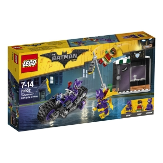 LEGO® Batman Movie 70902, Catwoman™ a honicka na Catcycle
