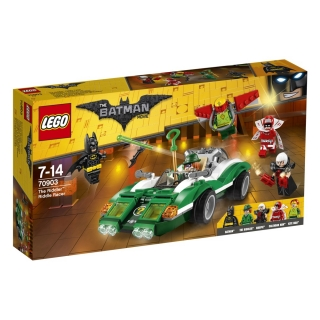 LEGO® Batman Movie 70903, Riddler a jeho Racer