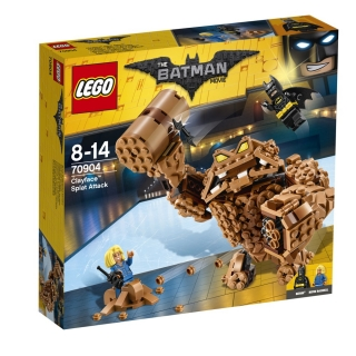 LEGO® Batman Movie 70904, Clayfaceův bahnitý útok