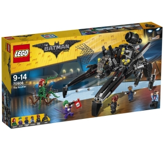 THE LEGO® BATMAN MOVIE 70908, Skoker
