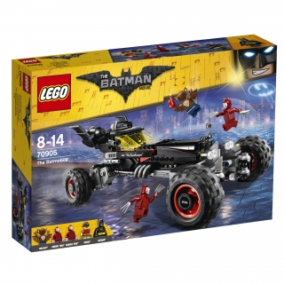 THE LEGO® BATMAN MOVIE 70905 Batmobile