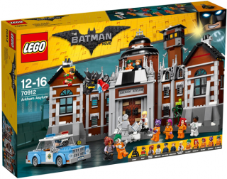 LEGO Batman Movie 70912 Ústav Arkham Asylum