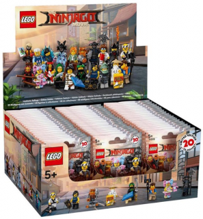 Lego Creator 71019 Minifigurky NINJAGO MOVIE Originál Box 60 ks
