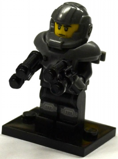 LEGO Minifigurky 71013 - 16 - Galaxy Trooper