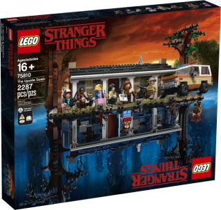 LEGO Stranger Things 75810 Upside Down