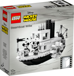 Lego 21317 Parník Willie
