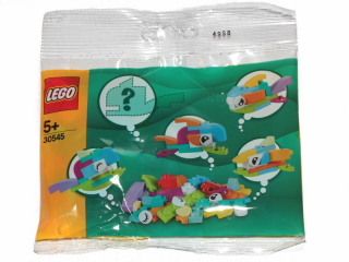 Lego 30545 Fish Free Builds - Make It Yours (polybag)
