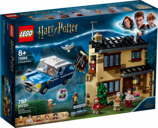 LEGO Harry Potter™ 75968 Zobí ulice 4