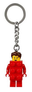 Lego 853903 Brick Suit Guy Key Chain - klíčenka