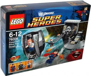 LEGO 76009 SUPER HEROES Superman : Black Zero Escape