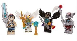 LEGO® 850779 Legends of Chima™ Minifigure Accessory Set